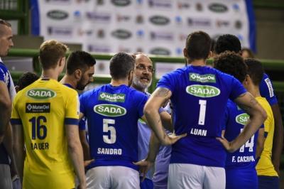 Sada Cruzeiro e Sesi-SP decidem liderança da fase classificatória