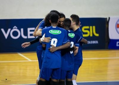 Sada Cruzeiro fica com o título inédito