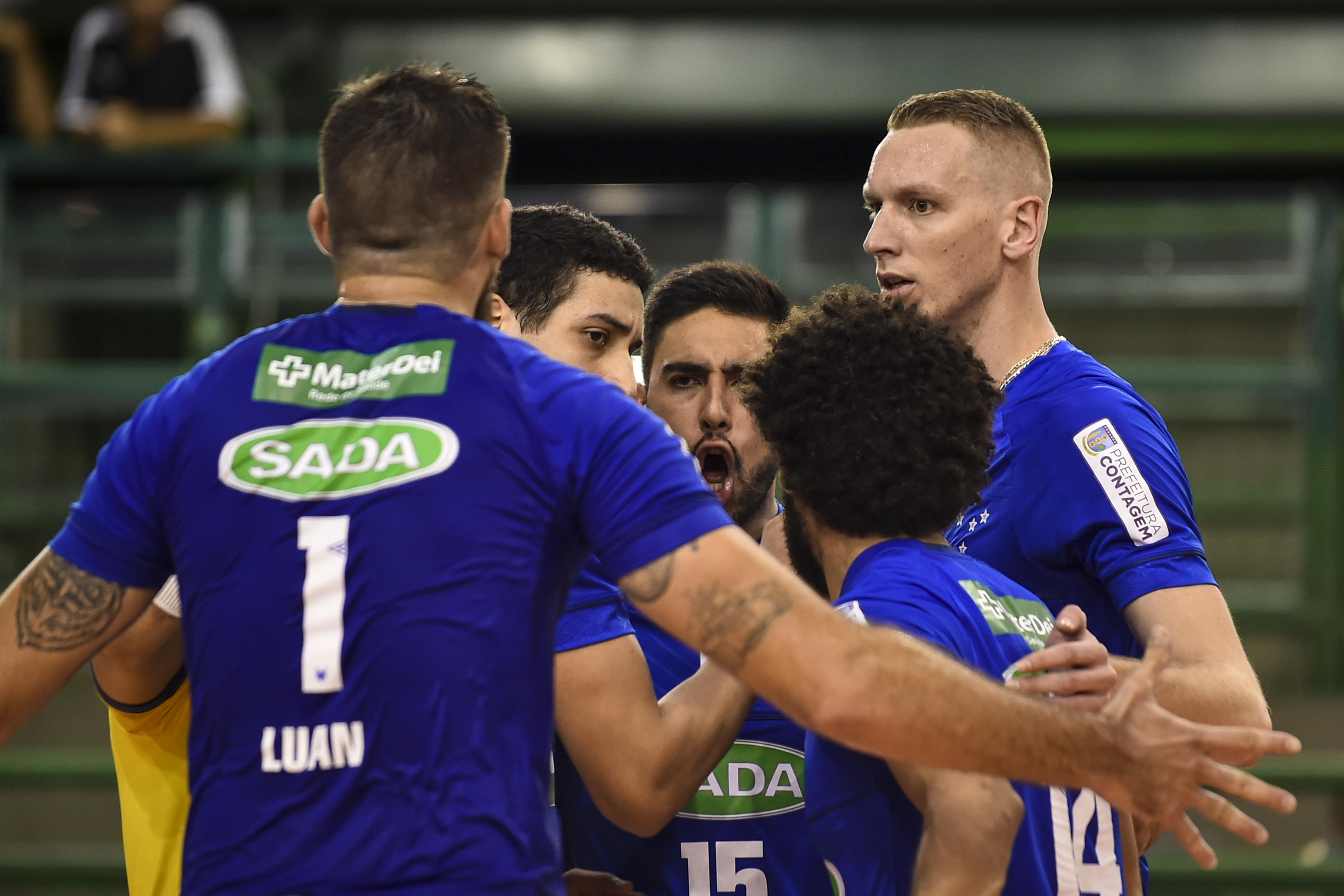 Sada Cruzeiro recebe o Vôlei UM Itapetininga