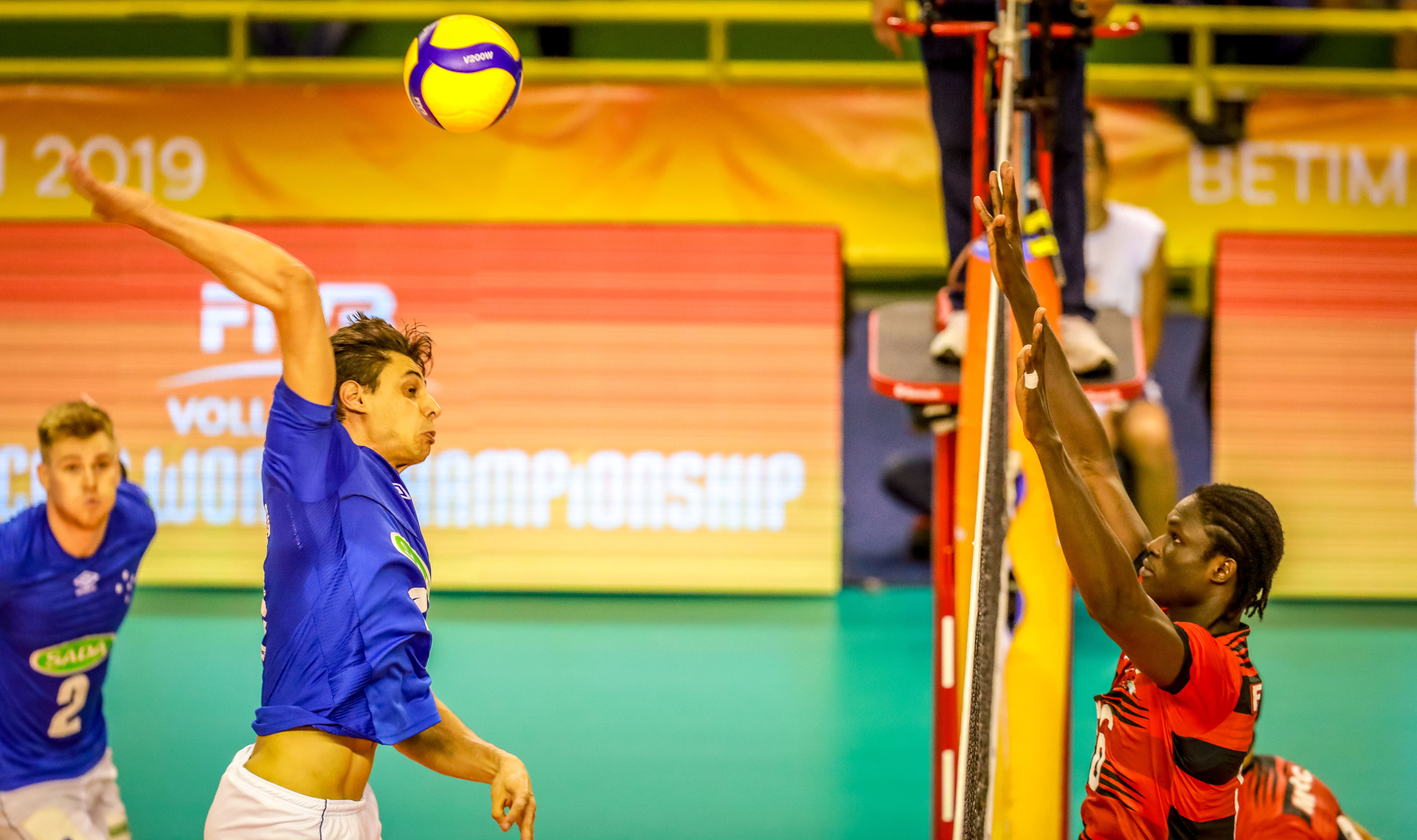 Sada Cruzeiro vence a segunda e enfrentará Zenit Kazan na semifinal