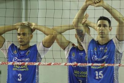 Salsa leva experiência ao jovem time de São José dos Campos na Superliga B