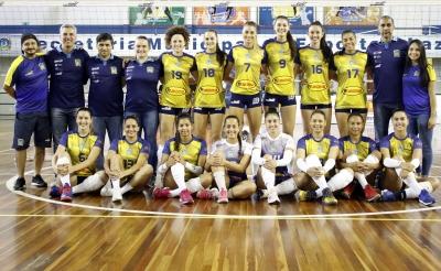 São José dos Pinhais recebe o Feac/AFV Franca em jogo adiado da primeira rodada