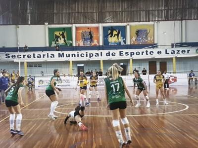São José dos Pinhais vence o Cefa pela quarta rodada