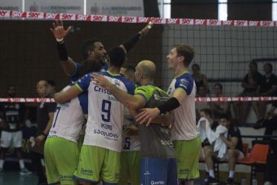 São Judas Voleibol recebe o Sesi-SP neste sábado