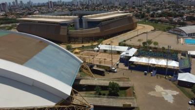 Semifinais acontecem na tarde deste sábado em Cuiabá
