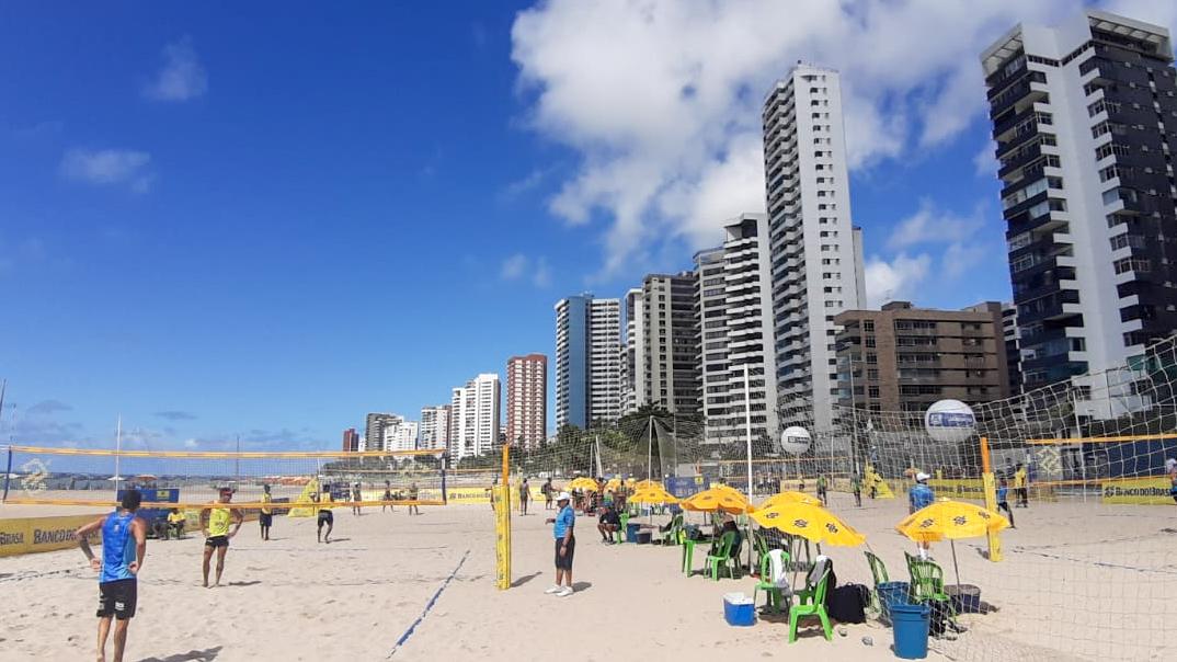 Semifinais da etapa de abertura da temporada são definidas em Jaboatão (PE)