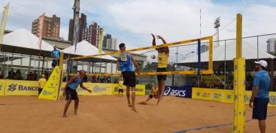 Semifinais são definidas em Maringá (PR) com medalhista olímpica e nova geração