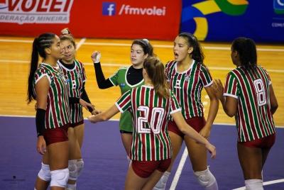 Semifinalistas definidos em Belo Horizonte