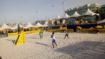 Semifinalistas definidos em Cabo Frio