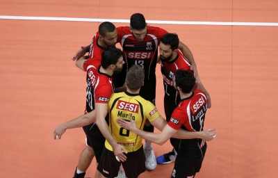 Sesi-SP vence o Fiat/Minas no tie break
