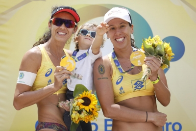 Talita/Taiana conquista o ouro em Ribeirão Preto na despedida de 2019