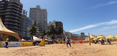 Terceira etapa tem início em Vila Velha