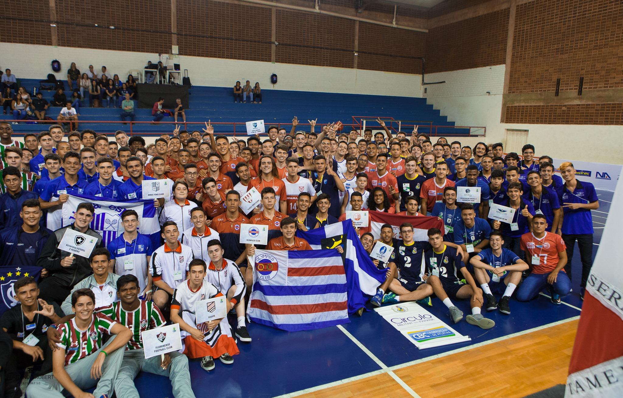 Torneio inicia em Belo Horizonte com 10 partidas