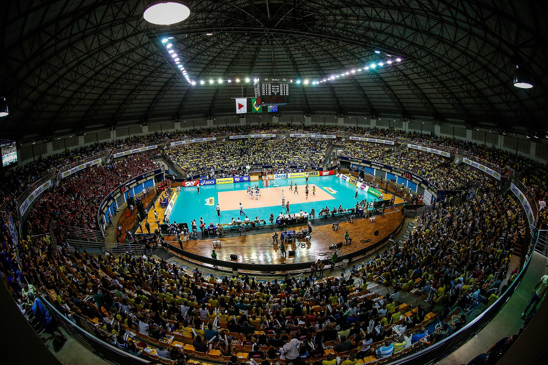Uberlândia recebe as partidas que abrem a temporada 2019/2020 do voleibol nacional