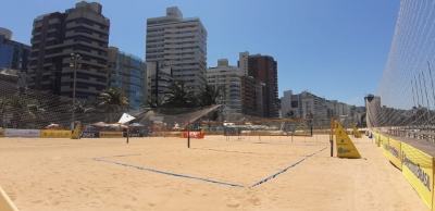 Vila Velha recebe a terceira etapa da temporada 2019