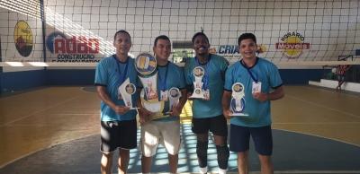 Vôlei Brasil conquista o titulo do torneio de Vôlei 4x4