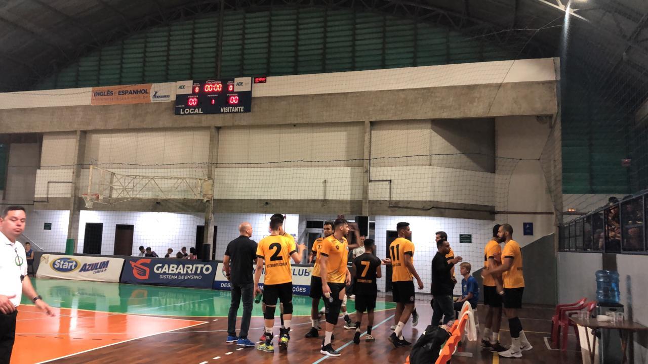 Vôlei Guarulhos (SP) vence o grupo B e garante acesso à Superliga B