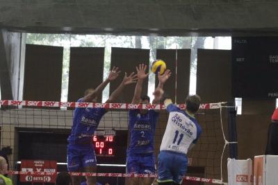 Vôlei Renata vence São Judas Voleibol no encerramento da rodada