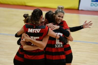 Vôlei Valinhos recebe o Flamengo valendo a liderança da primeira fase
