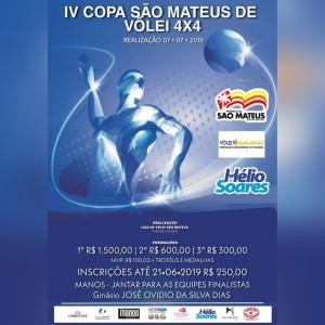 Voleibol do Maranhão alcança o interior do estado.