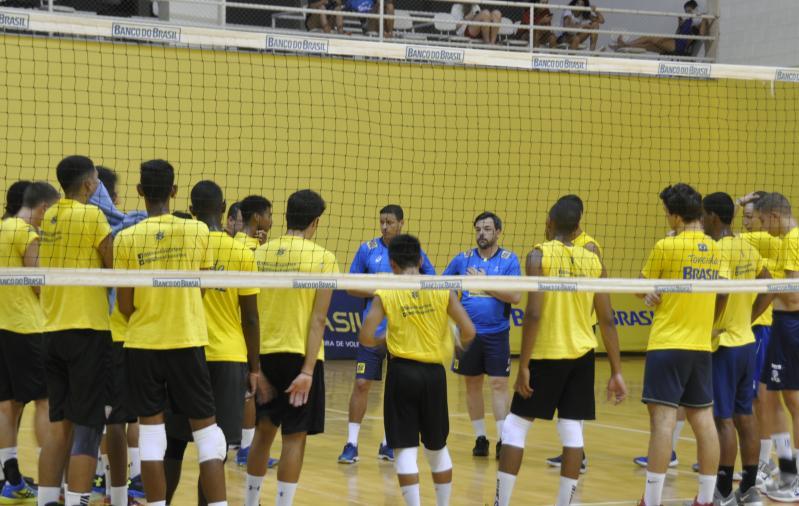 CBV convida atletas para Laboratório em Saquarema