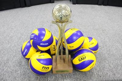 CBV divulga as tabelas dos primeiros eventos da temporada 2020