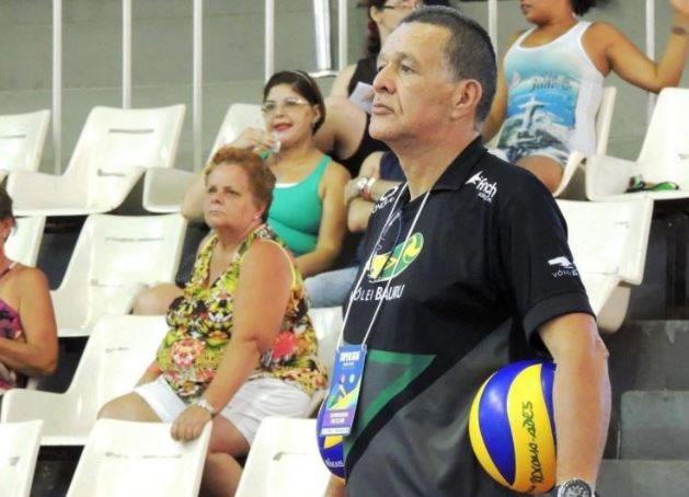 CBV lamenta o falecimento do técnico Airton Nascimento