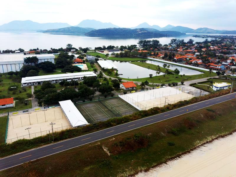 Centro de Desenvolvimento de Voleibol se prepara para receber primeiro Open
