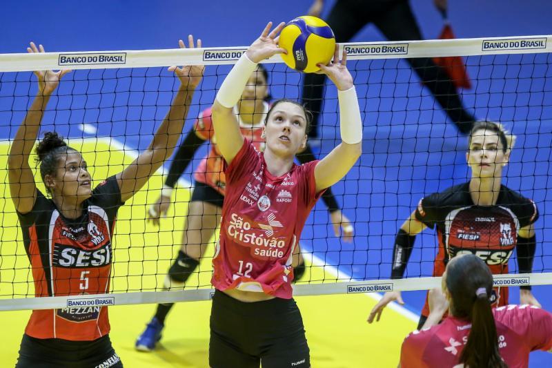Com 78 partidas transmitidas, semana promete bastante emoção para os fãs do voleibol brasileiro
