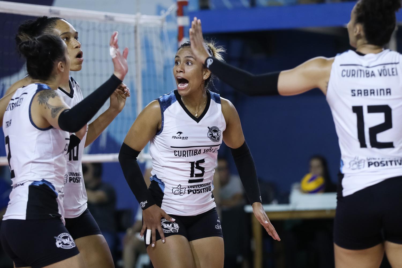 Curitiba Vôlei e São Paulo/Barueri abrem a décima primeira rodada do returno