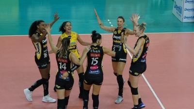 Dentil/Praia Clube vence Itambé/Minas na reedição da última final