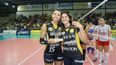 Dentil/Praia Clube vence Osasco Audax/São Cristóvão Saúde e segue na liderança
