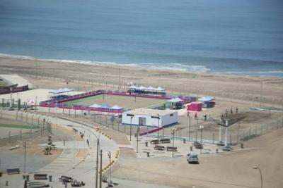 Duplas brasileiras disputam a segunda etapa da temporada, no Peru