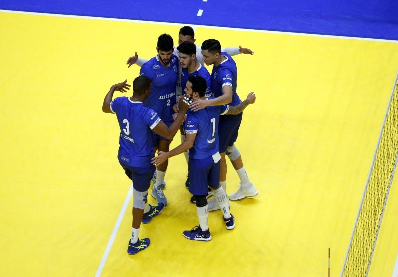 Em casa, Minas Tênis Clube reencontra a vitória e passa pelo Sesi-SP