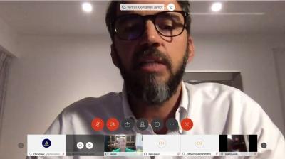 Em encontro virtual, CBV promove debate sobre a Lei de Incentivo no esporte