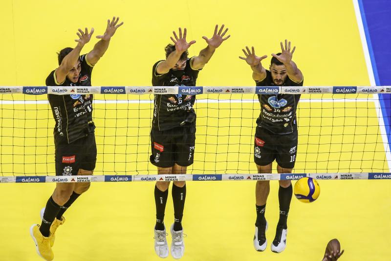 EMS Taubaté Funvic e Sada Cruzeiro disputam final neste domingo