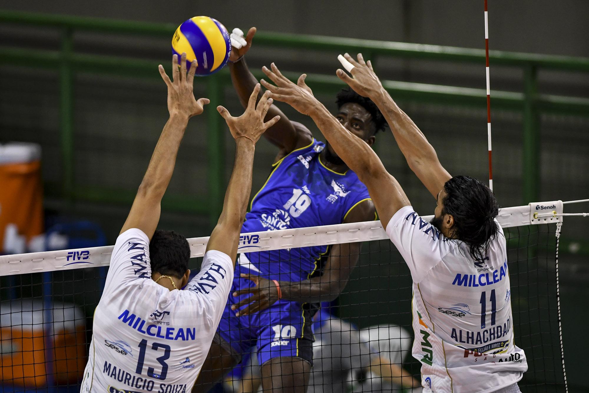 EMS Taubaté Funvic é superado e encara o Sada Cruzeiro na semifinal