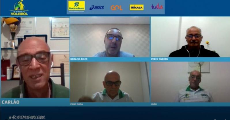 Encontro internacional promove debate sobre o intercâmbio profissional no voleibol