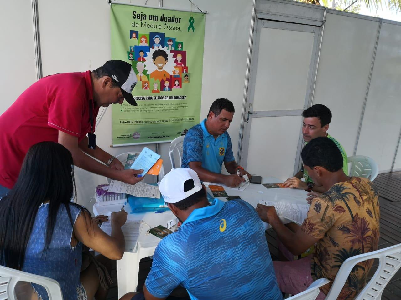 Etapa em Maceió (AL) tem ações em prol da comunidade local