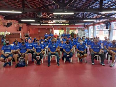 Federação de Voleibol do Estado do Ceará promove curso para 80 treinadores