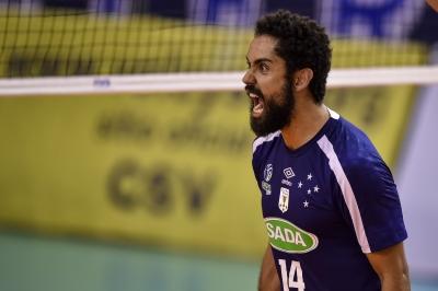Fernando Cachopa comemora fase feliz no Sada Cruzeiro
