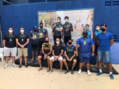 Fevece realiza Campeonato Cearense de Vôlei de Praia