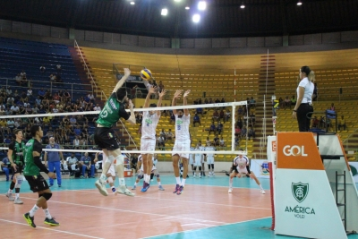 Fiat/Minas e Sada Cruzeiro encerram a rodada com vitórias