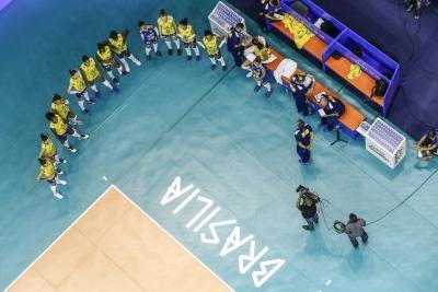 FIVB anuncia cancelamento da Liga das Nações