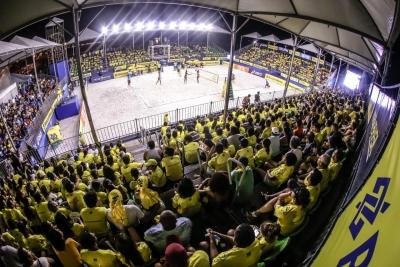 Hevaldo/Vinícius enfrenta Pedro/Guto na final em Aracaju; título geral definido