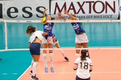 Itambé/Minas assegura a segunda vitória