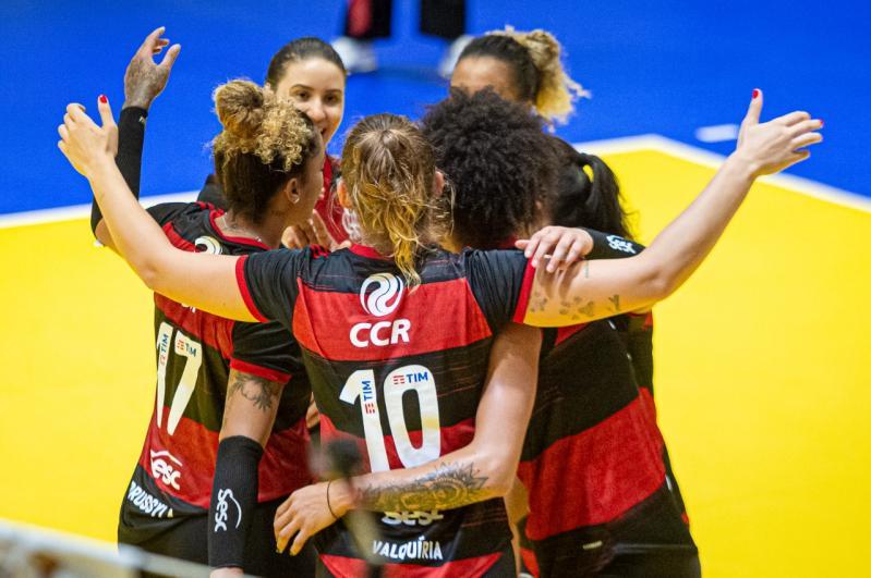 Jogos do Sesc RJ Flamengo são adiados