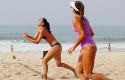Jovens cariocas com DNA do vôlei viverão estreia especial em Saquarema