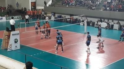 Lavras Vôlei abre a terceira rodada em duelo contra Anápolis Vôlei