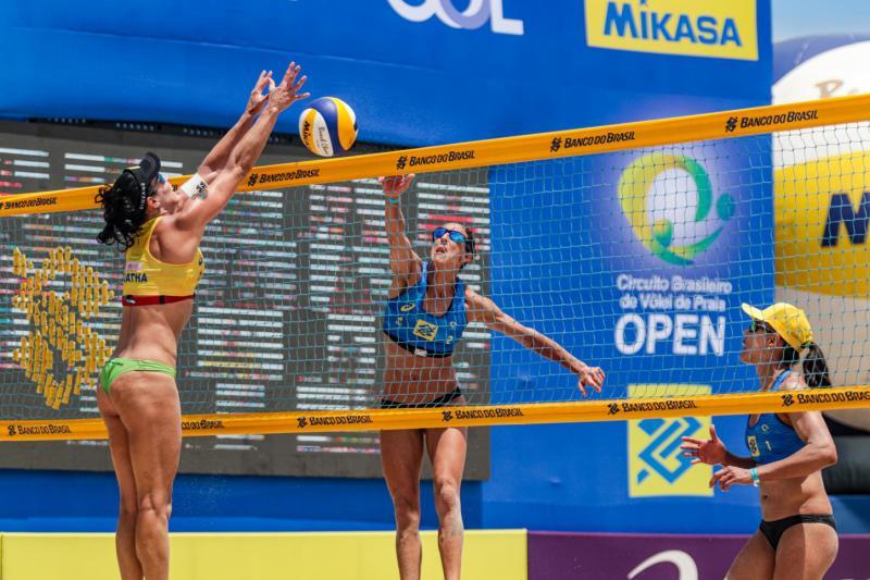 Medalhistas na última etapa, Ágatha e Juliana preveem mais equilíbrio à frente